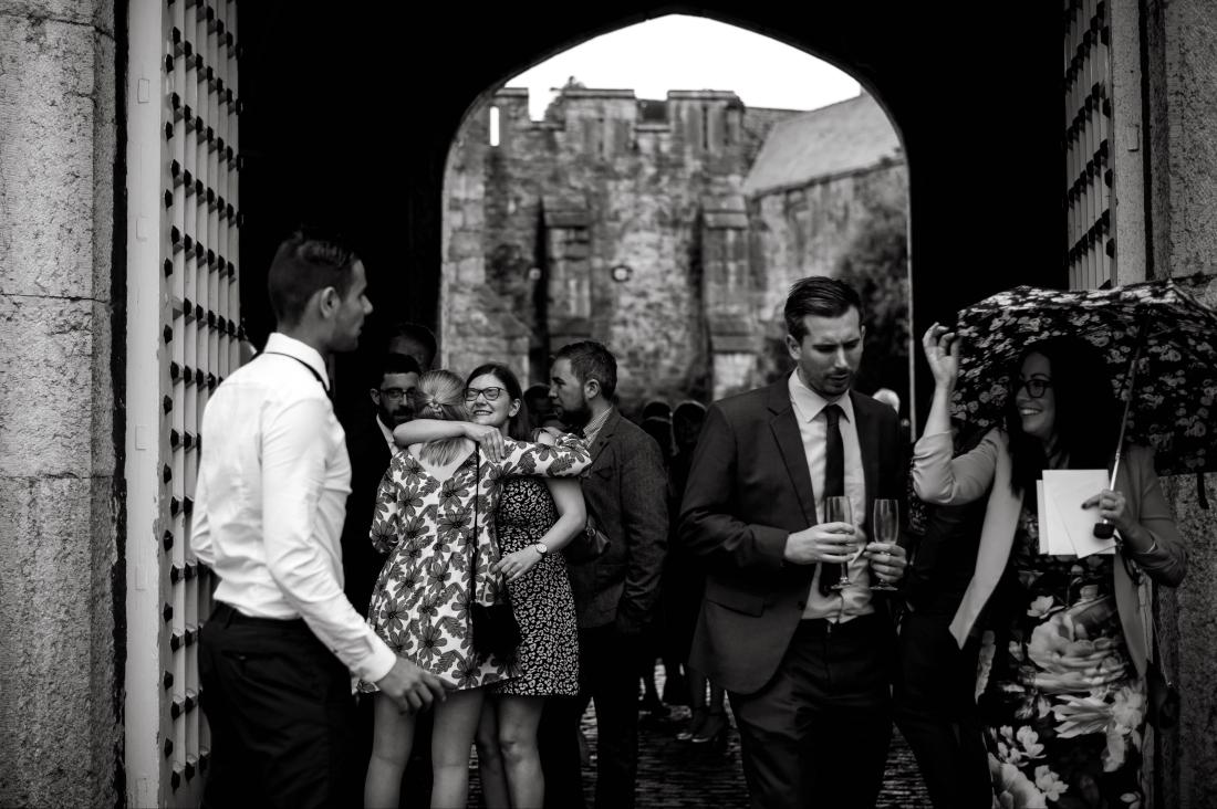 Bodelwytddan Castle Wedding